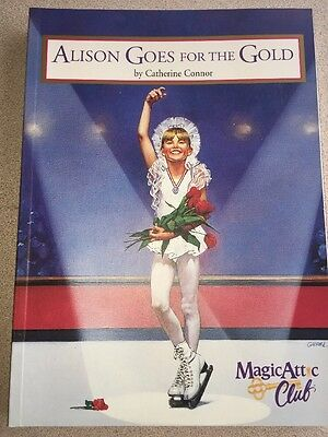 Magic Attic Club Book - Alison Goes For The Gold