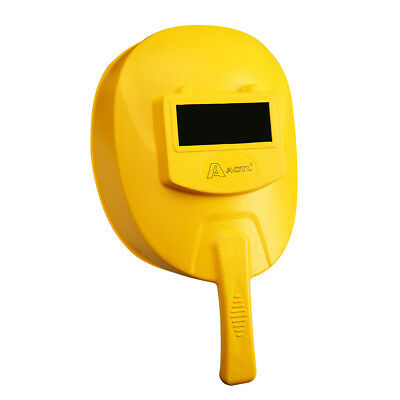 Plastic Safety Handheld Welding Mask Face Protector for Welder Industrial #1