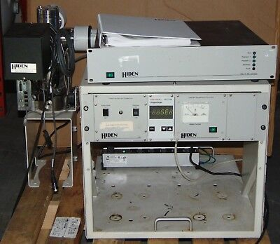 Hiden Analytical HPR-20QIC Bench Top Mass Spectrometer
