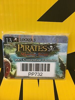 Pirates at Oceans Edge - Pirates of the Mysterious Islands Convention Exclusive