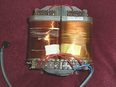 NOS and possibly a Philips V2020 video machine mains transformer