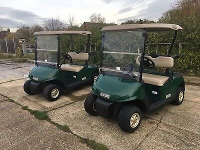 2014 EzGO RXV  Petrol Golf Buggy with truck body fitted - Latest model on Ebay!