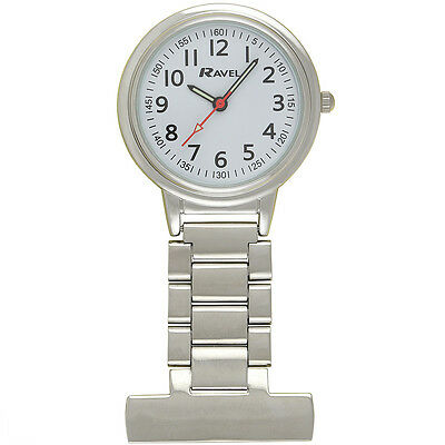 NURSES FOB WATCH by RAVEL NEW R1101.10