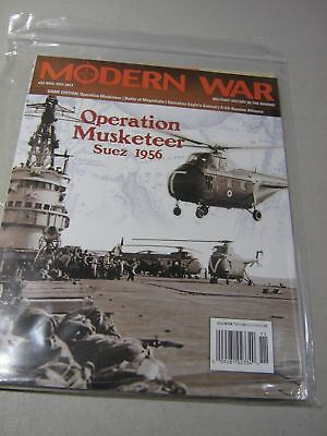 Operation Musketeer: Suez 1956 (New)