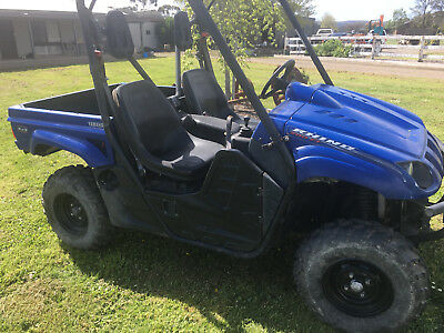 Yamaha Rhino 700Cc  2012  Utv Rtv Not Quad Bike