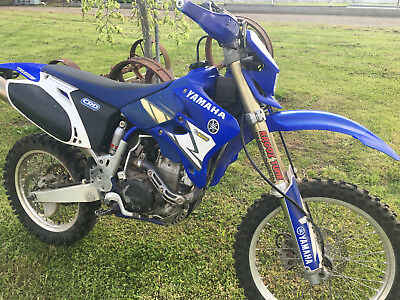 Yamaha Wr 450  (Not Yz ) Wr450 Only 2041 Km
