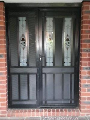Security Doors And Flyscreens At Great Prices.