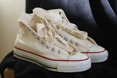 Vintage NOS CONVERSE All Star Chuck Taylor High Tops -- Size 7.5