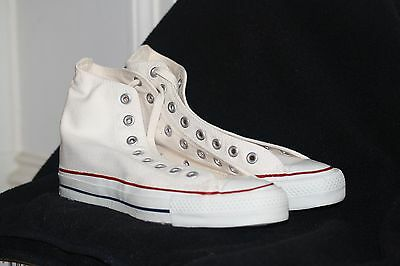 Vintage NOS CONVERSE All Star Chuck Taylor High Tops -- Size 6.5