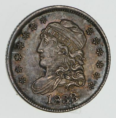 1838 Capped Bust Half Dime- Circulated *2367
