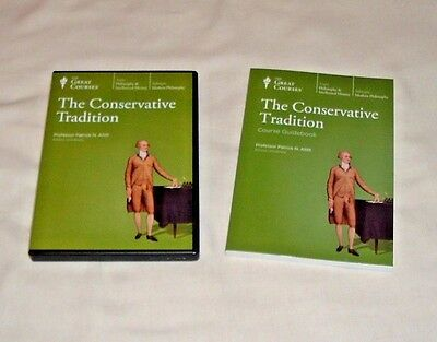 The Great Courses: The Conservative Tradition