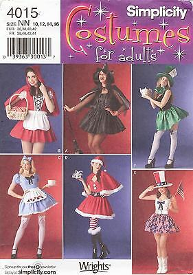 Simplicity Pattern 4015 Costume Sized to Fit My Size Barbie