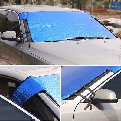 Car Windshield SUV Sunshade Sun Shield Sun Shade Cover Front Windscreen Block AU