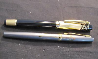 Lot of 2 Hero Fountain Pens - Hero 3019 & Hero 901