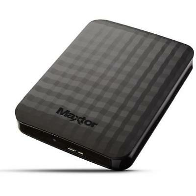 MAXTOR disque dur externe 2.5 1 To USB 3.0 compatible USB 2.0 neuf sous blister