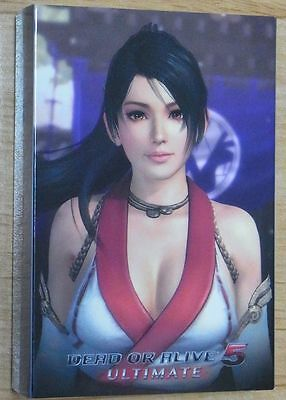 Dead Or Alive 5 ULTIMATE Privilege Trump Momiji Red