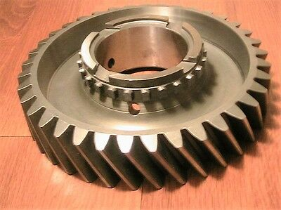 Steampunk Industrial Helical Gear - the perfect base for a man cave lamp