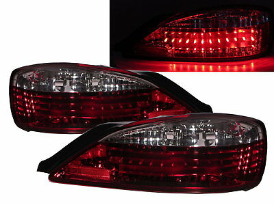 SILVIA S15 200SX 1999-2002 2D LED Tail Rear Light Red/White for NISSAN
