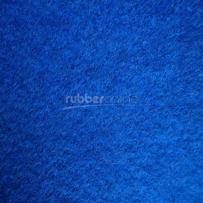 Marine Boat Carpet, Lagoon Blue 2mtr Wide Roll - Sold per mtr.