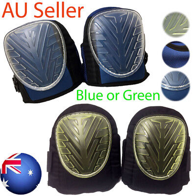 Gel Filled Knee Pads for Work Professional Sport Gel Knee Pad Safe Protection AU