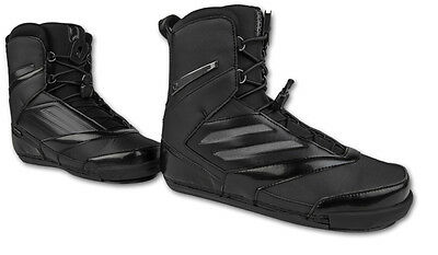 Radar Profile WaterSki Boots With Plates Pair NEW! Size 12
