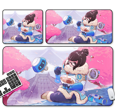 Game Overwatch MEI Mouse Pad Profession PC Large Mats Muti-size 016