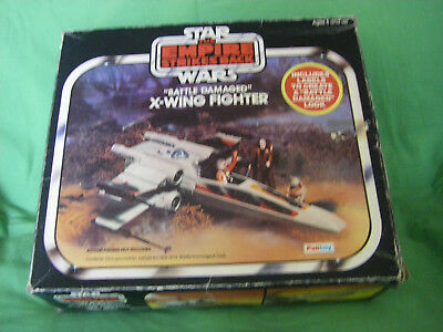 Star Wars X-Wing Fighter  Palitoy Kenner 1980