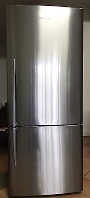 Fisher & Paykel E442BRX ActiveSmart Fridge 680mm  Bottom Freezer 442L
