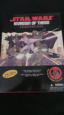 Star Wars: Invasion of Theed Role Playing Game Hasbro (VG; no figure)