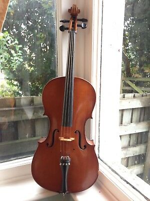 Cello 1/8 size suitable for child beginner