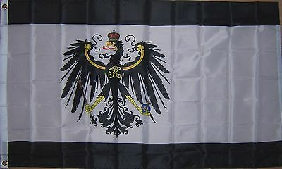PRUSSIA PRUSSIAN GERMAN GERMANY WWII FLAG NEW 3x5ft QUALITY USA SELLER