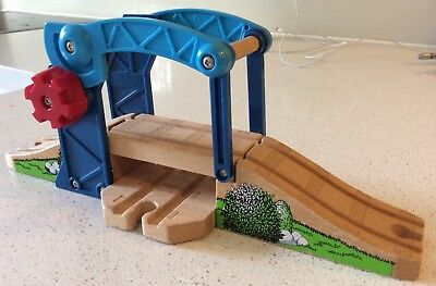 Thomas Tank Engine Wooden Sling Draw Bridge