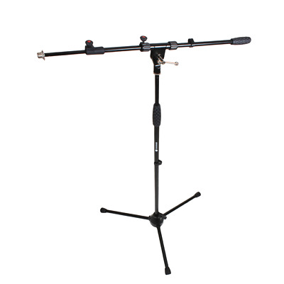 Studiospares Pro Mic Stand and Telescopic Boom