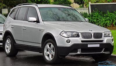 BMW X3 30si 200kW Petrol ECU Remap +16bhp +18Nm Chip Tuning