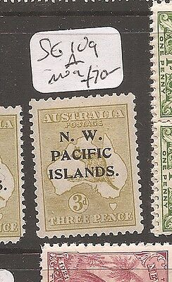 Northwest Pacific Islands SG 109a MOG (7dcl)