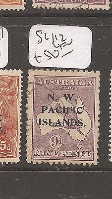 Northwest Pacific Islands SG 112 VFU (5dcl)