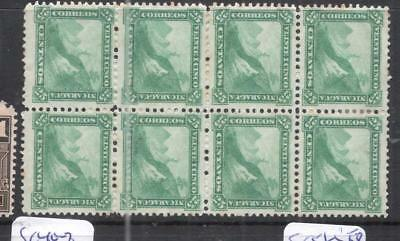 Nicaragua SC 7 Block of Eight MNG (7dny)