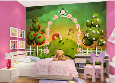3D Romantic Style 88 Wall Paper Murals Wall Print Wall Wallpaper Mural AU Kyra