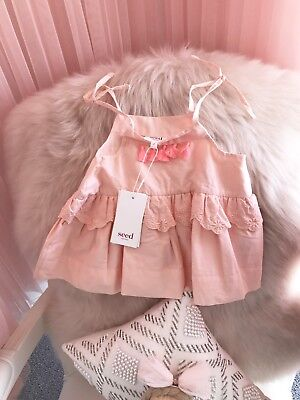 Seed Baby Girl BNWT Gorgeous Top