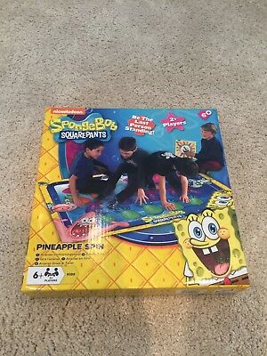 Spongebob Squarepants Pineapple Spin Game