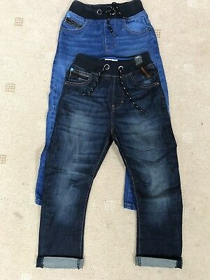 2 Pairs Of Boys Next Jeans Age 6 Years