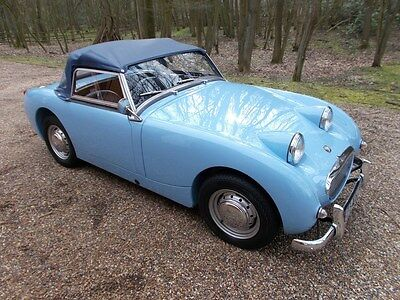 Austin Healey Sprite Mk1 the Best Frogeye in the World…..Probably!