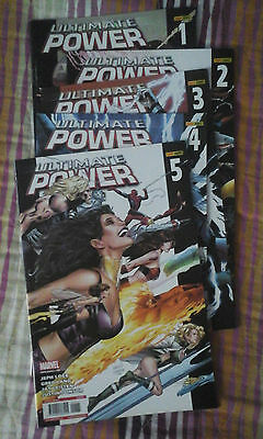 Pack lote Ultimate Power colección completa