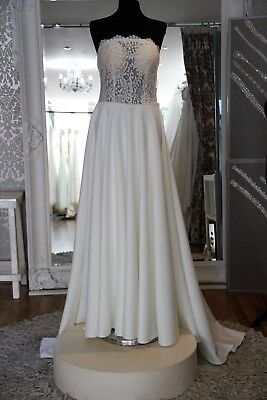 BH05 Wedding, Bridal, Special Occasion Sample Sale Dress Size 14