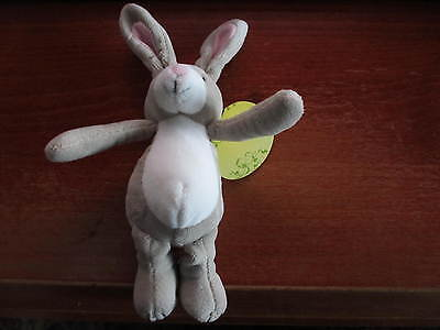 Harrods Easter Soft Bunny/beanie  New With Tags