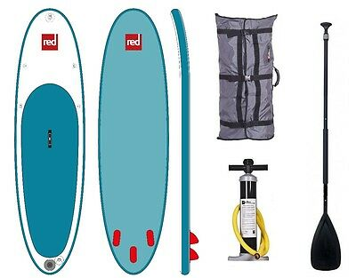 Red Paddle Co iSUP Set 10.6' incl. Paddle Family Board Complete Set Paddle