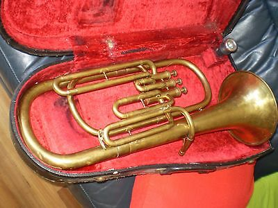 Baritone Horn Student model  supplied by Dallas London