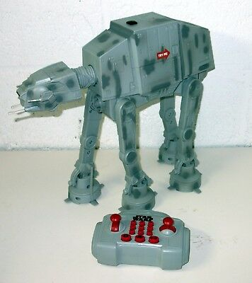 Star Wars AT-AT Remote Control Vehicle By Thinkway Toys