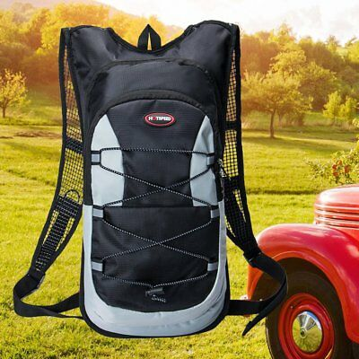 Unisex Outdoor Sport Backpack Bags For Running Marathon Cycling Biking Traveling