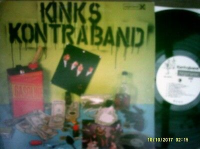 "THE KINKS ~ ""Kontraband"" (Reprieve) Canada 1965 + Later RECS. BBC, OUTTAKES etc."